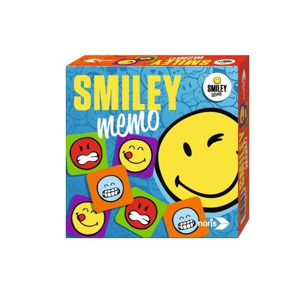 Smiley Memo Spiel von Noris-Spiele