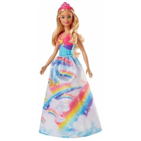 Barbie Dreamtopia Prinzessin: Regenbogen-Prinzessin (blond)