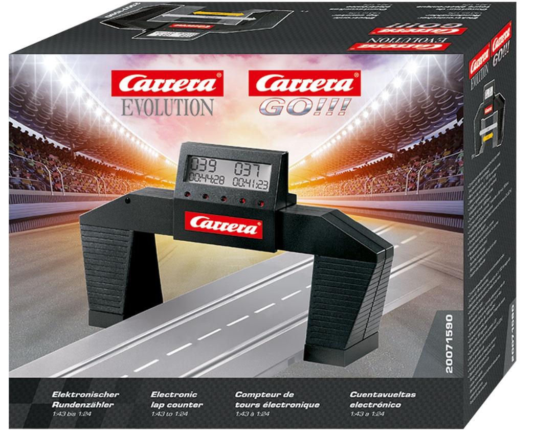 Carrera GO!!! Elektronischer Rundenzähler 20071590