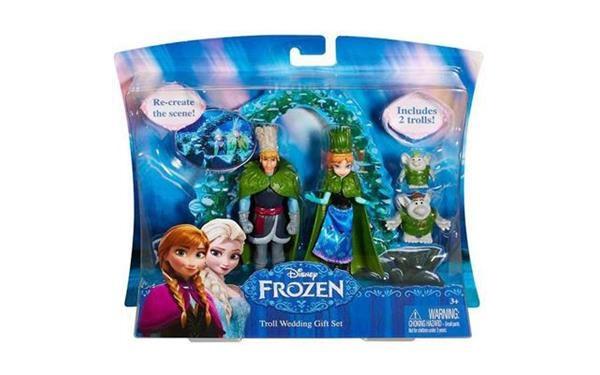 Die Eiskönigin Hochzeit-Set Anna/Kristoff Frozen