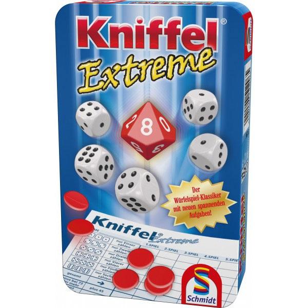 Kniffel Extreme Würfelspiel von Schmidt Spiele