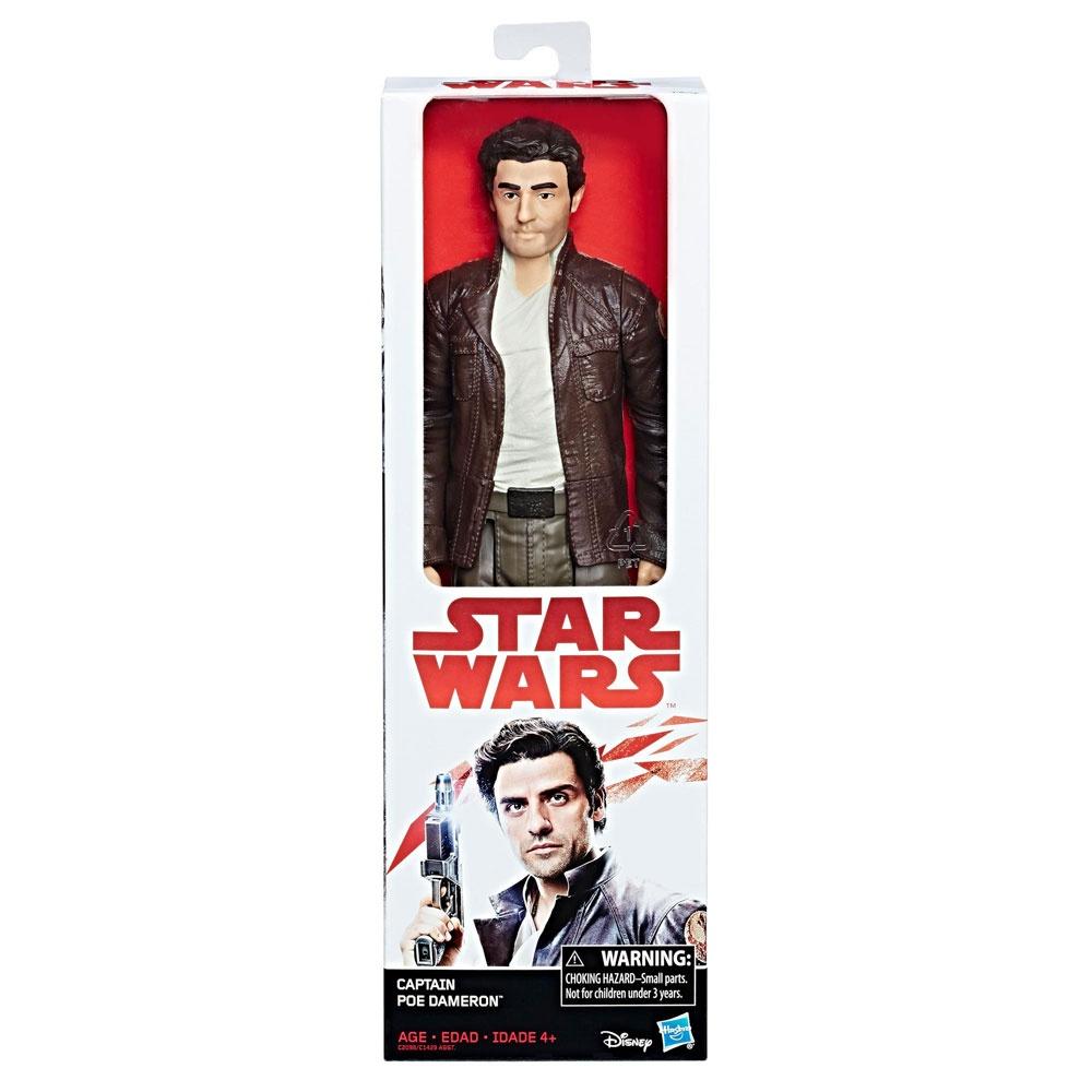 Star Wars Episode 8 Ultimate Figur Captain Poe Dameron