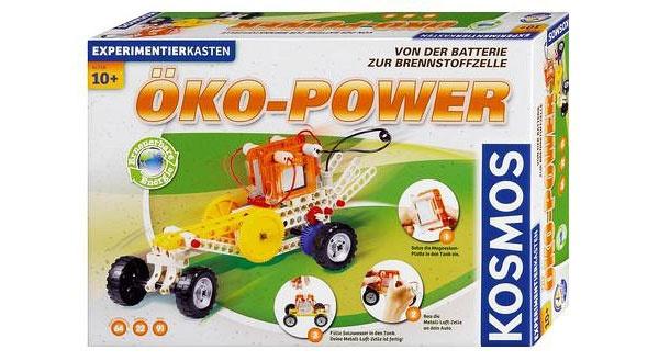 Experimentierkasten Öko-Power von Kosmos