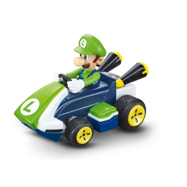 Carrera RC Mario Kart Mini RC Luigi 2,4GHz