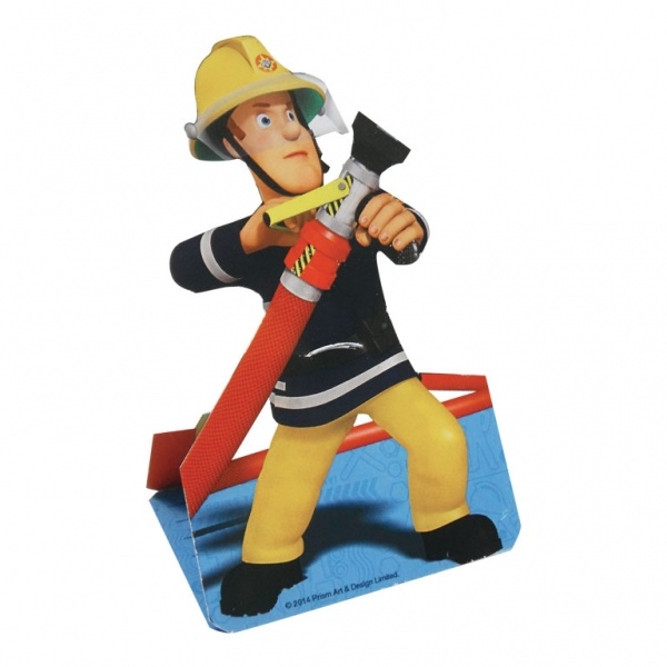 Feuerwehrmann Sam Einladungskarten