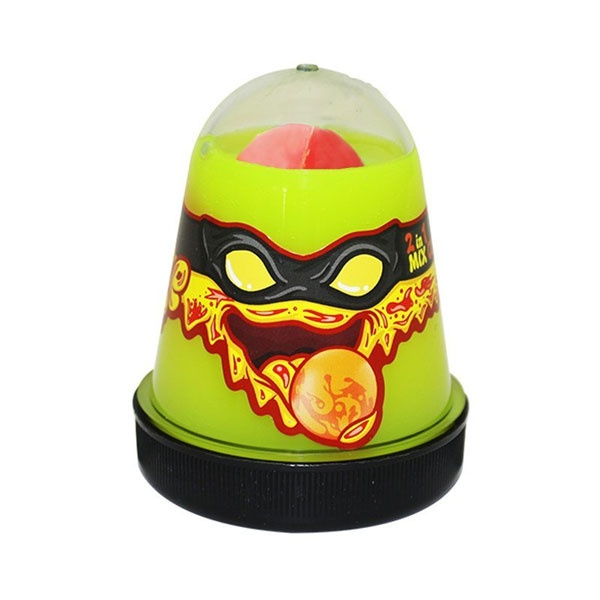 Ninja Slime colors Yellow und Red