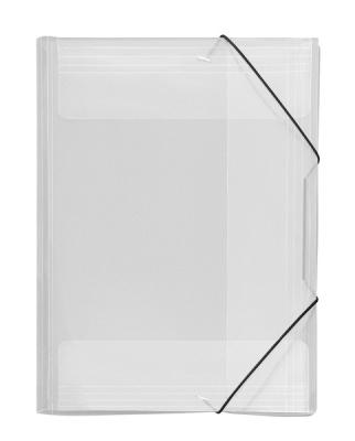 Sammelmappe A3 farblos transparent