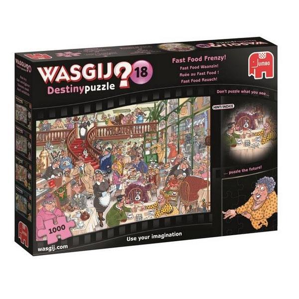 Jumbo Puzzle Wasgij Destiny 18
