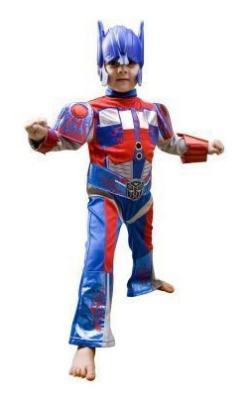 Kostüm Transformers L 7-8 Jahre