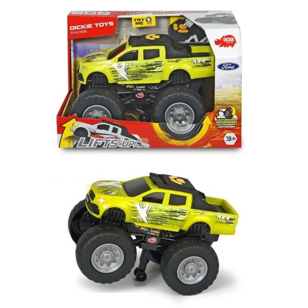 Dickie Toys Mercedes Benz X- Wheelie Raiders