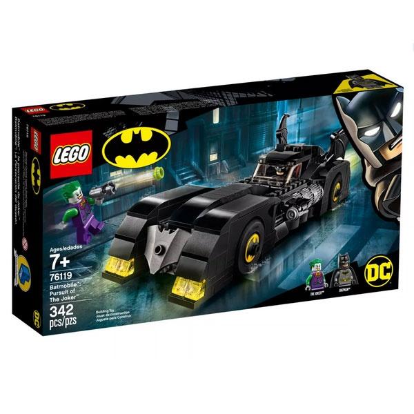 Lego Super Heroes 76119 Batmobile Verfolgungsjagd mit dem Jo