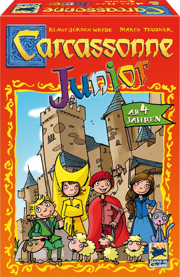 Carcassonne Junior