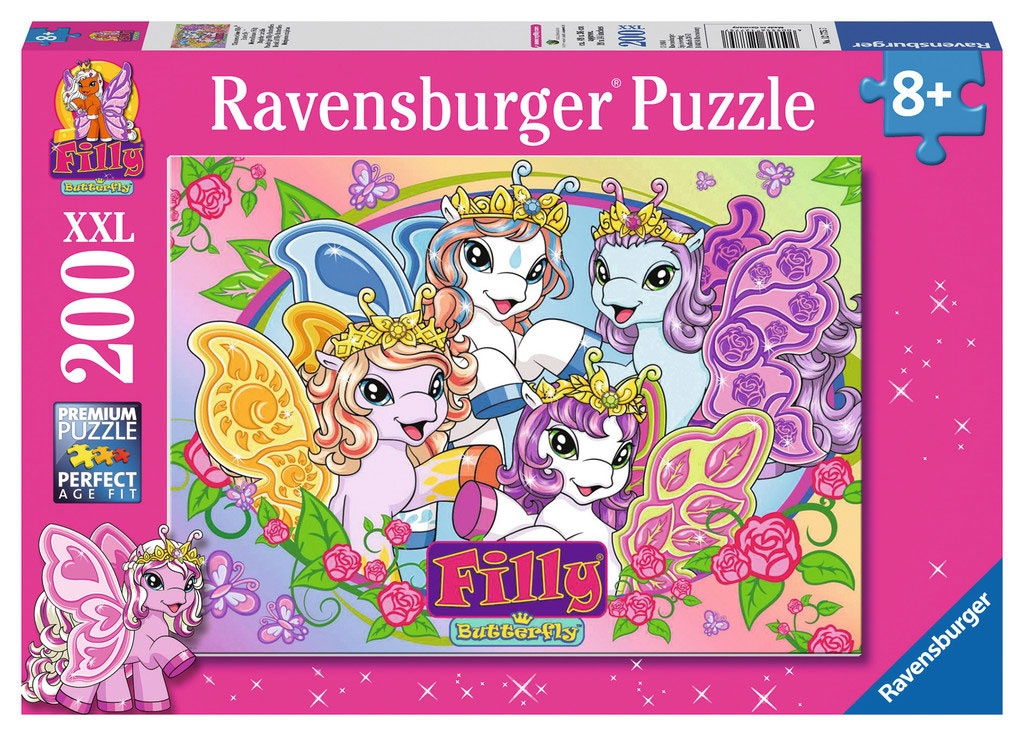 Ravensburger Puzzle Filly Butterfly 200 Teile