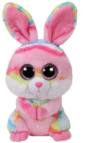 Beanie Boo`s Hase Lollipop pink/farbig 24cm