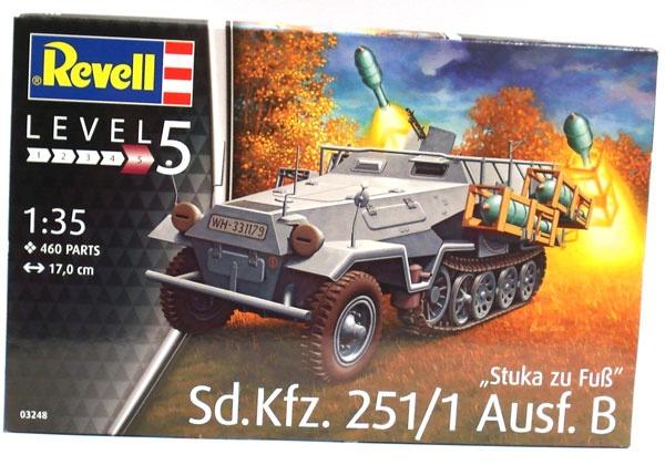 Revell 03248 Sd.Kfz. 251/1 Ausf. B  1:35