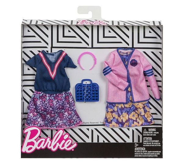 Barbie Moden 2er-Pack College