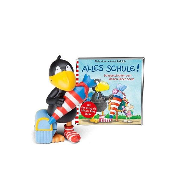 Tonie Rabe Socke - Alles Schule!