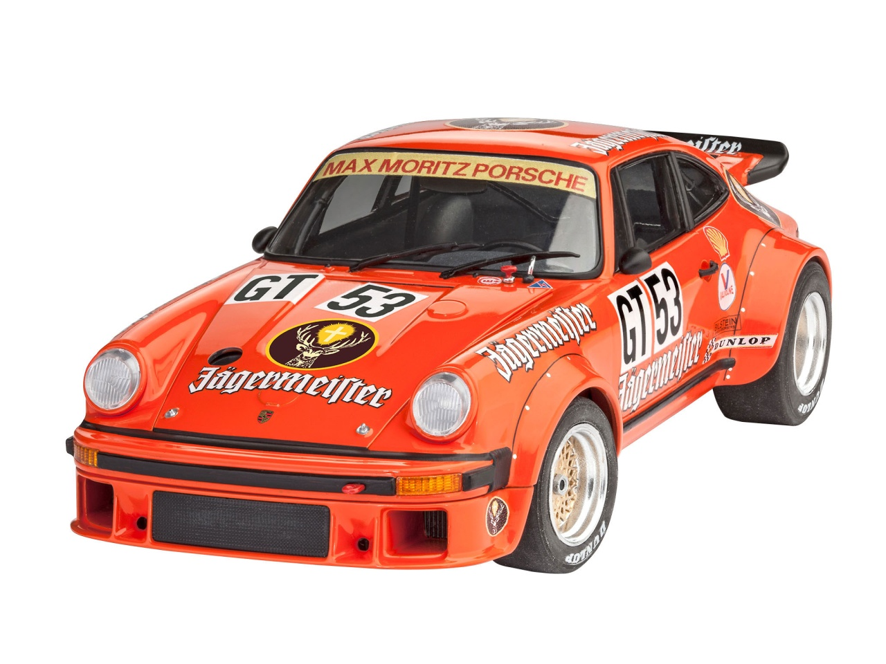 Revell 07031 Porsche 934 RSR Jägermeister