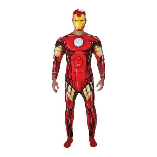 Kostüm Iron Man Deluxe Standard 48-52