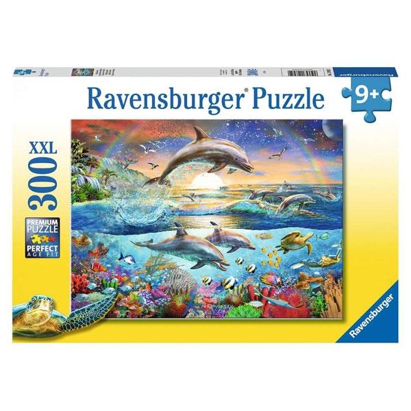 Ravensburger Puzzle Delfinparadies 300 Teile