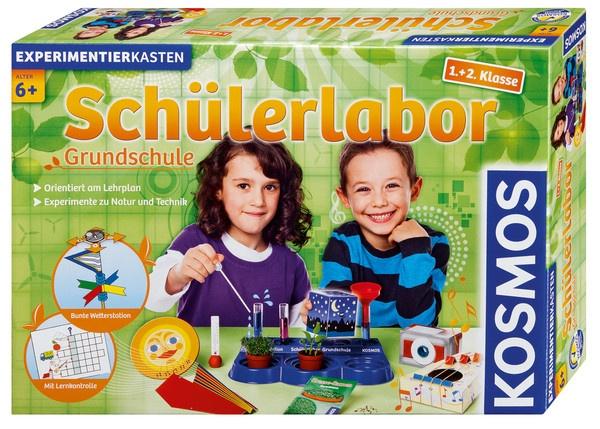 Schülerlabor Grundschule 1./2. Kl.