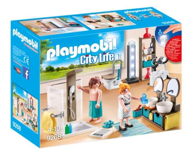 Playmobil 9528 City Life Badezimmer