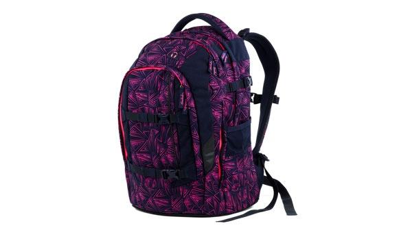 Ergobag Satch Pack Schulrucksack Pink Bermuda