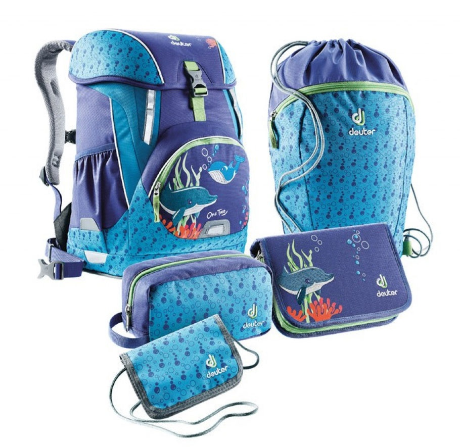 Deuter One Two Set Sneaker Bag indigo sea