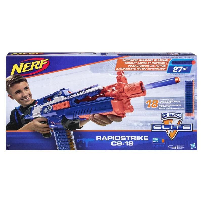 Nerf N-Strike Elite XD Rapidstrike CS-18
