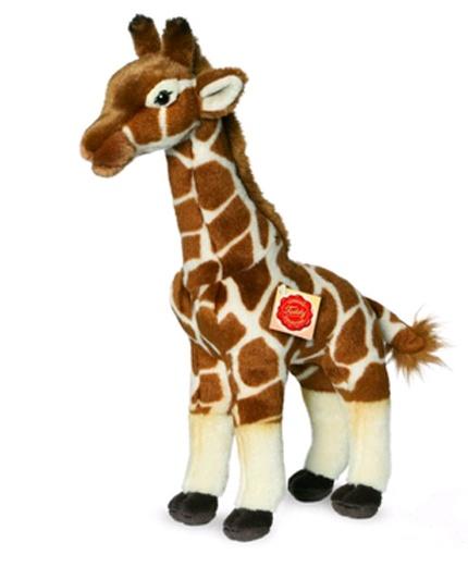 Teddy Hermann Giraffe stehend 38cm