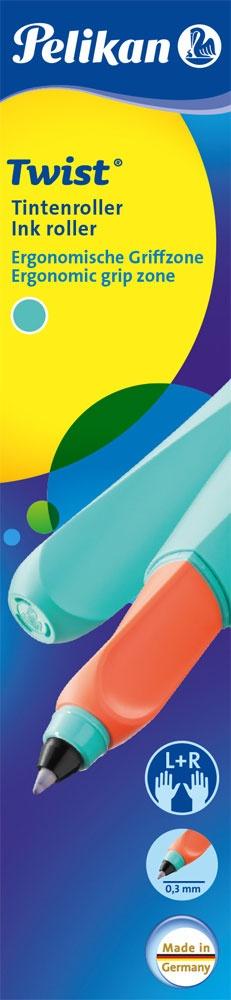 Pelikan Tintenroller Twist R457 spearmint
