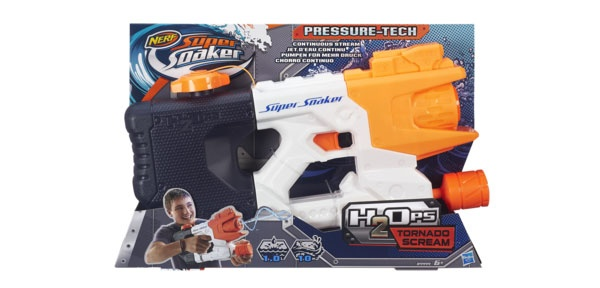 Nerf Super Soaker H20PS Tornado Scream