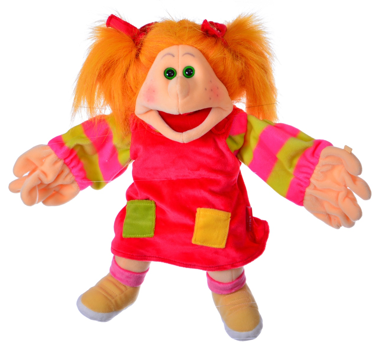 Living Puppets Handpuppe Lilabellchen die Freundin