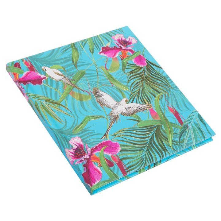 Goldbuch Turnowsky Einschreibbuch Tropical Papagei