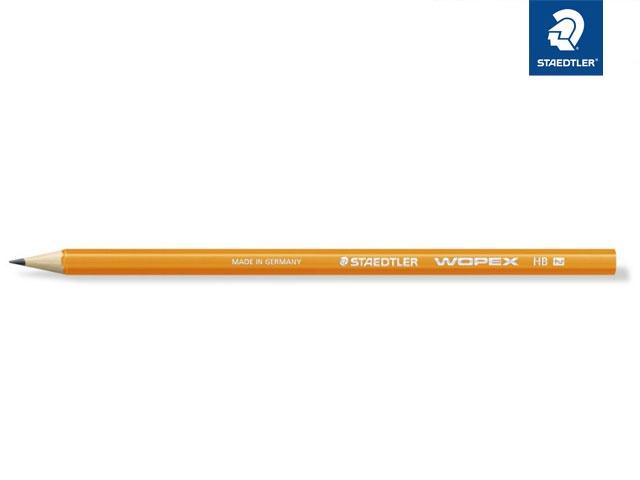 Bleistift WOPEX Orange HB