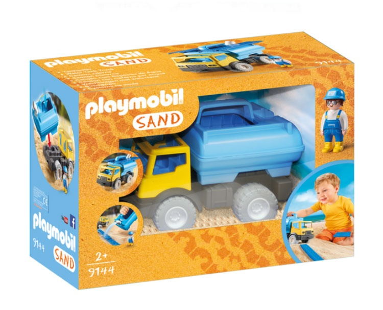 Playmobil 9144 Wassertanklaster