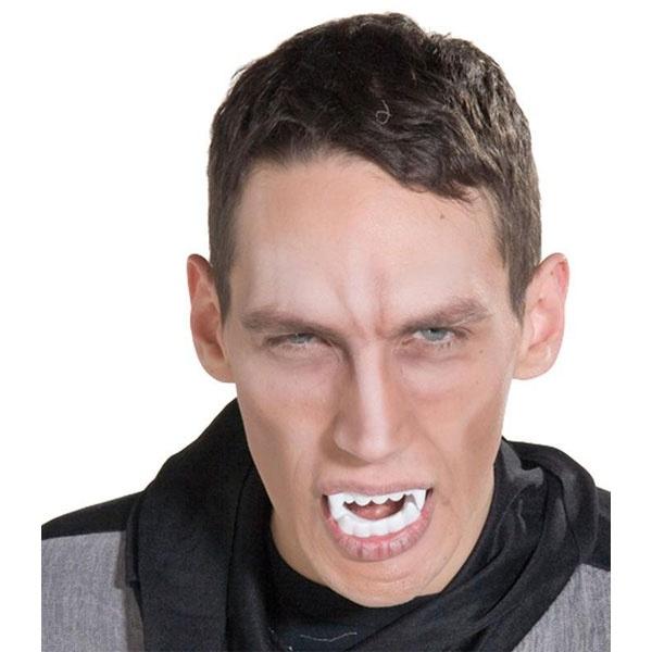 Kostüm-Zubehör Vampier Gebiss Plastik Einzelverpackung