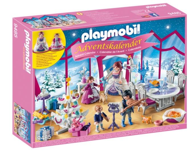 Adventskalender Playmobil 9485 Weihnachtsball