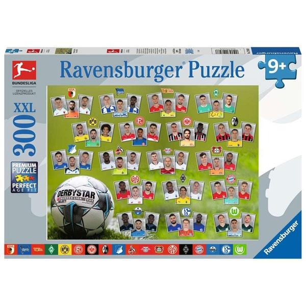 Ravensburger Puzzle Bundesliga Saison 19/20  300 Teile