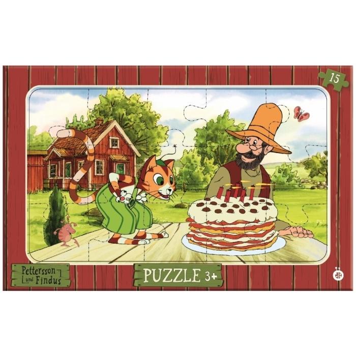 Pettersson und Findus Rahmenpuzzle