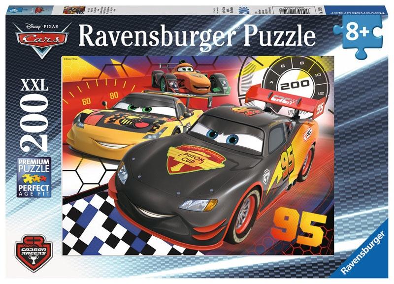 Ravensburger Puzzle Disney Cars Auf der Rennstrecke 200 Teil