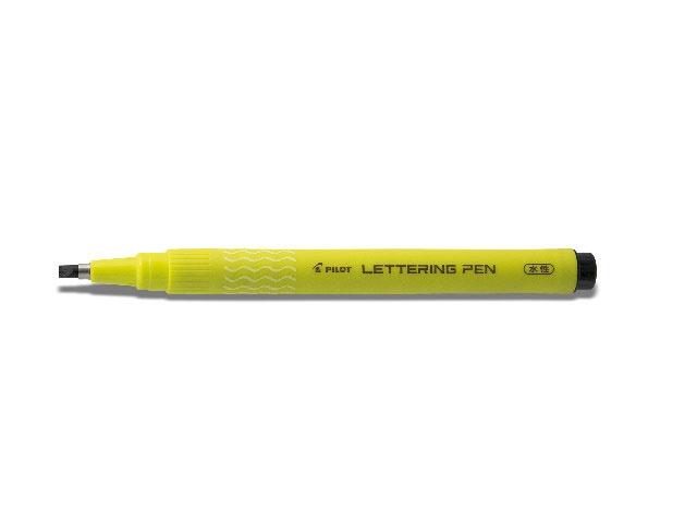 Pilot Lettering Pen 30 schwarz