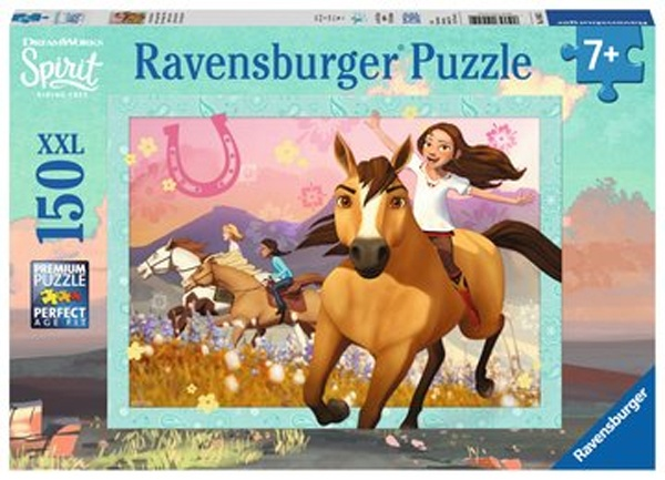 Ravensburger Puzzle Spirit wild und frei