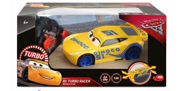 Cars 3 RC Turbo Racer Cruz Ramirez