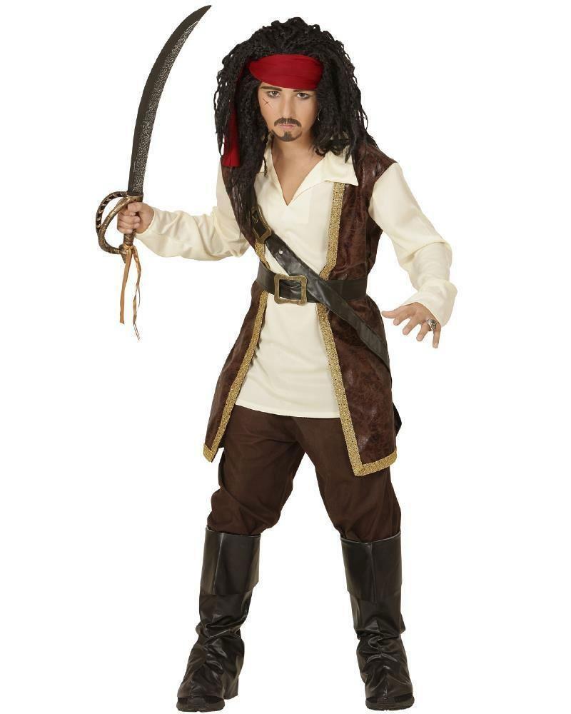 Kostüm Pirat der Karibik Gr. 140
