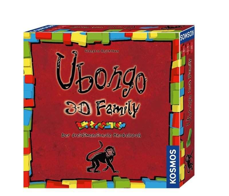 Ubonge 3-D Family