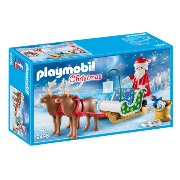 Playmobil 9496 Rentierschlitten