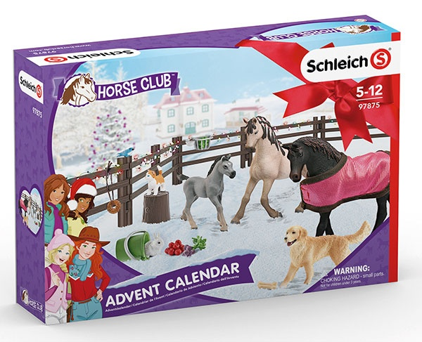 Adventskalender Schleich Horse Club 2019