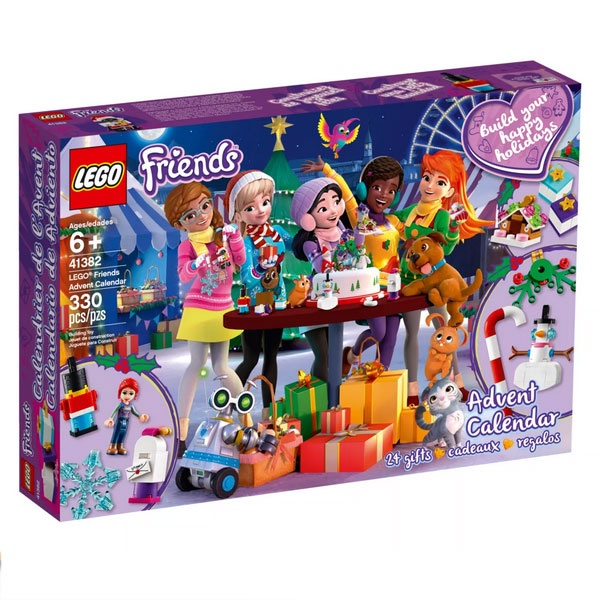 Lego Friends 41382 Adventskalender 2019