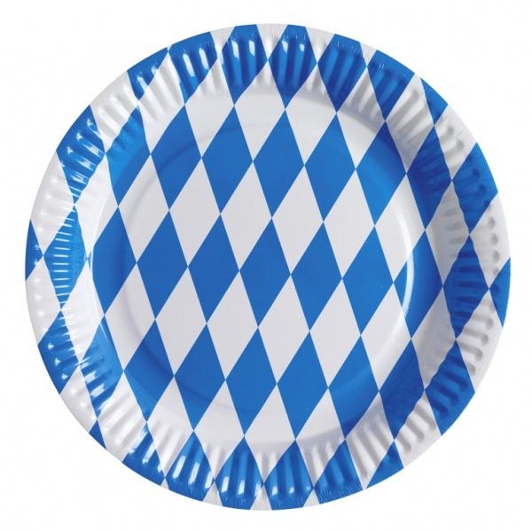 Partyteller Oktoberfest Bavaria